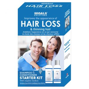 Advanced Thinning Hair Shampoo/Conditioner Starter Kit