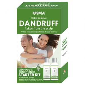 Advanced Formulation for Dandruff Shampoo/Conditioner Starter Kit